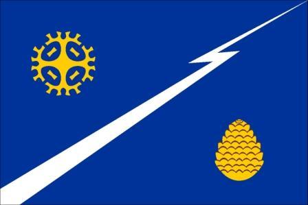 Флаг Излучинска
